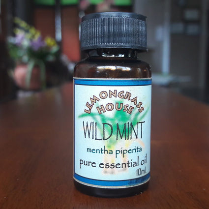 Wild Mint Essential Oil