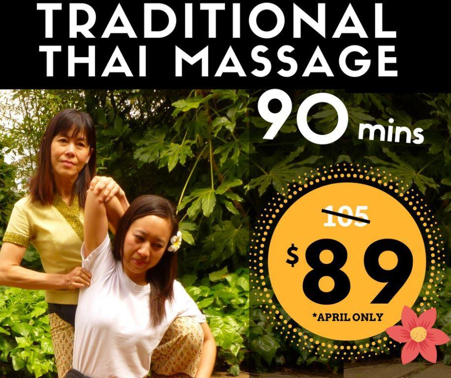 April Thai New Year Special
